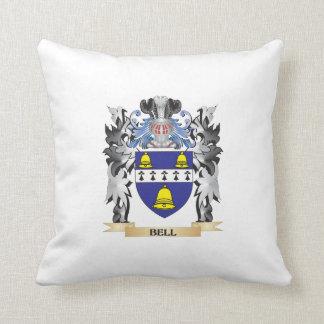 Escudo de armas de Bell - escudo de la familia Almohada
