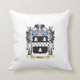 Escudo de armas de Bell - escudo de la familia Almohadas