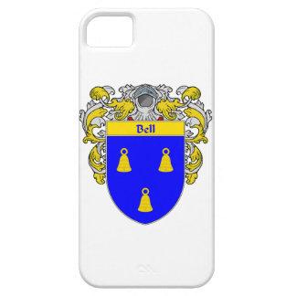 Escudo de armas de Bell/escudo de la familia Funda Para iPhone 5 Barely There