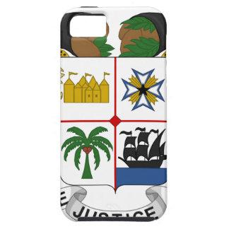 Escudo de armas de Benin iPhone 5 Case-Mate Protectores