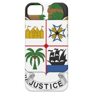 Escudo de armas de Benin iPhone 5 Cobertura