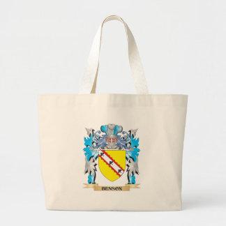 Escudo de armas de Benson Bolsas