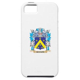 Escudo de armas de Benson iPhone 5 Case-Mate Protector