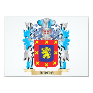 Escudo de armas de Bento Anuncio