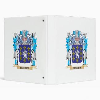 Escudo de armas de Bergier