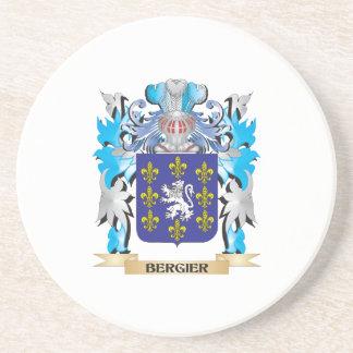 Escudo de armas de Bergier Posavasos Diseño