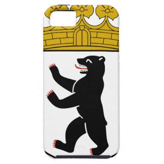 Escudo de armas de Berlín (Alemania) iPhone 5 Funda