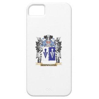 Escudo de armas de Bermingham - escudo de la iPhone 5 Carcasa