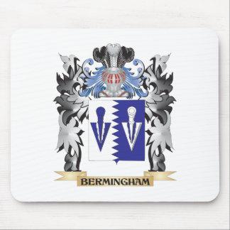 Escudo de armas de Bermingham - escudo de la Tapete De Ratones