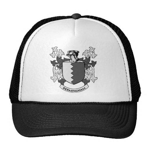 Escudo de armas de BERMINGHAM Gorras