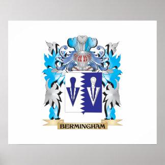 Escudo de armas de Bermingham Impresiones