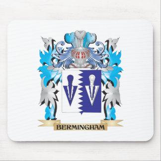 Escudo de armas de Bermingham Alfombrilla De Ratón