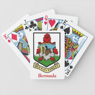 Escudo de armas de Bermudas Baraja