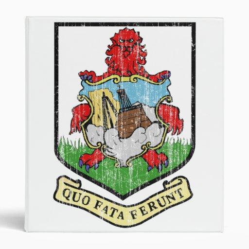 """Escudo de armas de Bermudas Carpeta 1"""""""