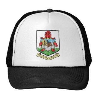 Escudo de armas de Bermudas Gorro