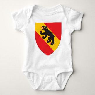 Escudo de armas de Berna Body Para Bebé