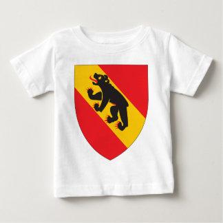 Escudo de armas de Berna Playera De Bebé
