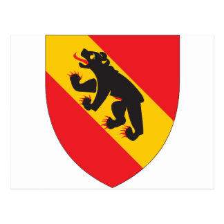 Escudo de armas de Berna Postal