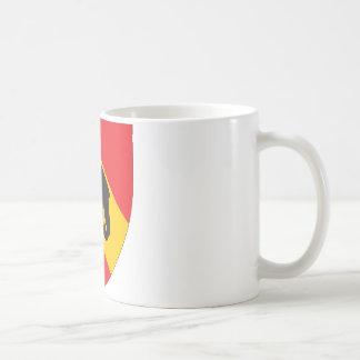 Escudo de armas de Berna Taza De Café