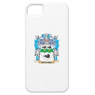 Escudo de armas de Bernabe iPhone 5 Cárcasa