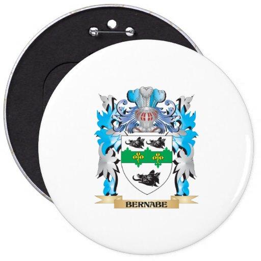 Escudo de armas de Bernabe Pin