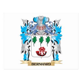 Escudo de armas de Bernhard Postal