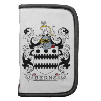 Escudo de armas de Berns Organizador
