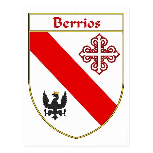 Escudo de armas de Berrios Postales