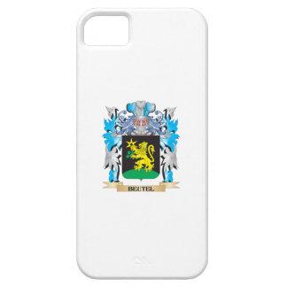 Escudo de armas de Beutel iPhone 5 Case-Mate Carcasa
