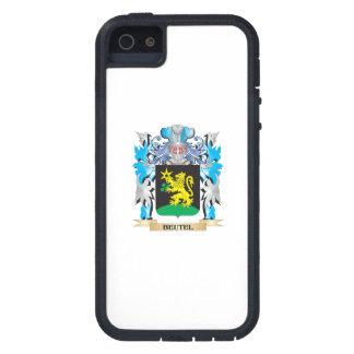 Escudo de armas de Beutel iPhone 5 Case-Mate Carcasas