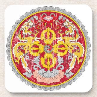 Escudo de armas de Bhután Posavaso