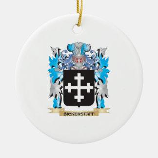 Escudo de armas de Bickerstaff Ornamentos De Reyes Magos