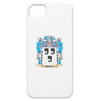 Escudo de armas de Biddle iPhone 5 Funda