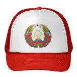 Escudo de armas de Bielorrusia Gorras De Camionero
