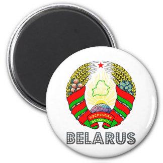 Escudo de armas de Bielorrusia Imán