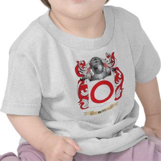 Escudo de armas de Biti (escudo de la familia) Camisetas