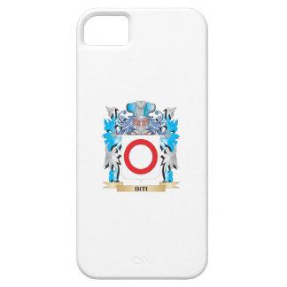 Escudo de armas de Biti iPhone 5 Case-Mate Funda