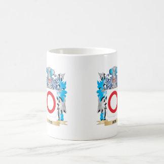 Escudo de armas de Biti Tazas De Café