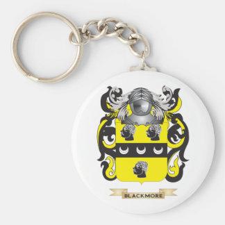 Escudo de armas de Blackmore escudo de la familia Llaveros