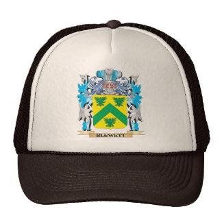 Escudo de armas de Blewett Gorra