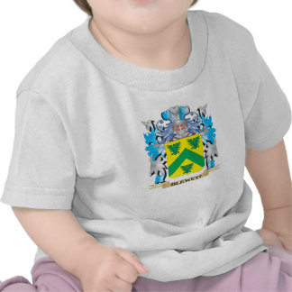 Escudo de armas de Blewett Camiseta