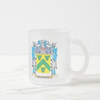 Escudo de armas de Blewett Taza
