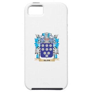 Escudo de armas de Blom iPhone 5 Cárcasa