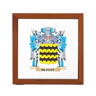 Escudo de armas de Blount