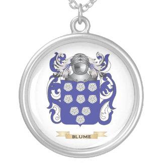 Escudo de armas de Blume (escudo de la familia) Grimpolas Personalizadas
