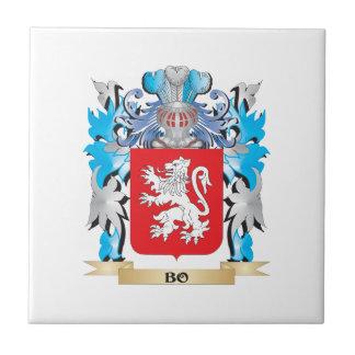 Escudo de armas de BO