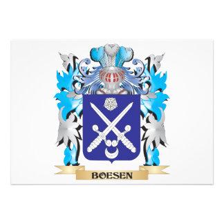 Escudo de armas de Boesen Comunicado