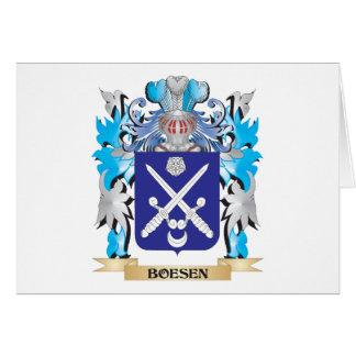 Escudo de armas de Boesen
