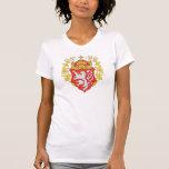 Escudo de armas de Bohemia T-shirts