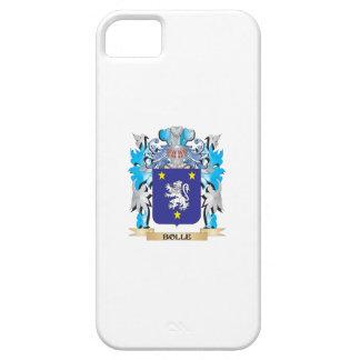Escudo de armas de Bolle iPhone 5 Case-Mate Protectores